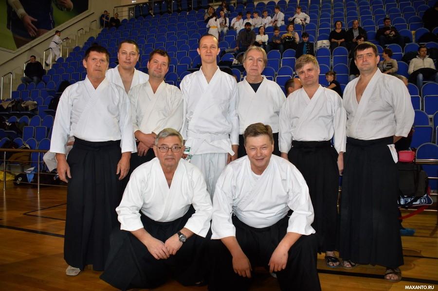 Члены клуба Вакикай Королев